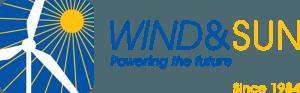 wind & sun solar panels